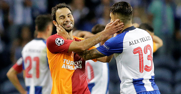 Galatasaray'a Alex Telles'ten DEV müjde!