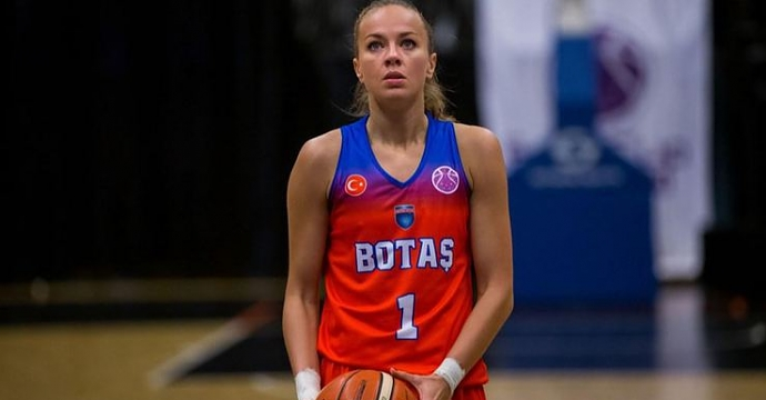 Claudia Pop Cuic, Galatasaray'da!