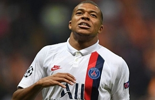 Paris Saint Germain'de Mbappe şoku!