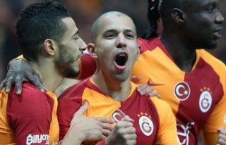 Galatasaray'da Belhanda, Feghouli ve Diagne ile...